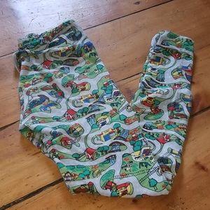Lularoe road map leggings